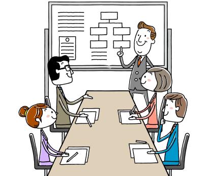 ビジネスマン/ビジネスウーマンに「コミュニケーション・サイコロジー